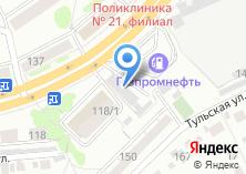Компания «Автосервис на ул. Немировича-Данченко» на карте