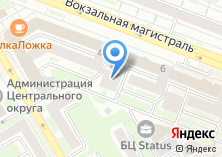 Компания «КОНСЕНСУС-Ди» на карте
