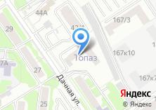 Компания «МАКС Моторс сити» на карте