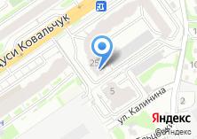 Компания «ПРОФЗАЩИТА» на карте