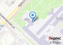 Компания «РЦБ НГТУ» на карте