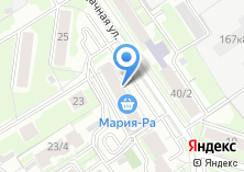Компания «Друг» на карте