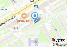Компания «АДВ-Техник» на карте