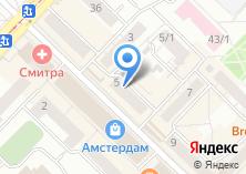 Компания «КОМПАС ЗДОРОВЬЯ» на карте
