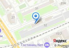 Компания «Грузоподъемспецтехника-Сибирь» на карте