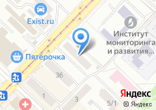 Компания «Квартэн» на карте