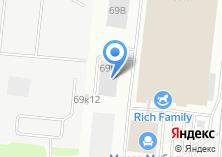 Компания «АСФАДОР» на карте