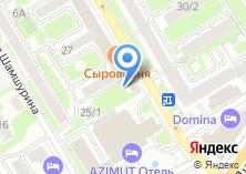 Компания «Новосибирский государственный краеведческий музей» на карте