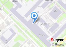 Компания «ИМПУЛЬС-проект» на карте