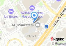 Компания «Интерлизинг» на карте