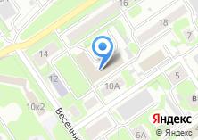 Компания «ЭЛТЕКС СОЛЮШЕНС» на карте