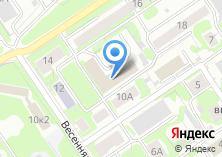 Компания «Автоприбор» на карте