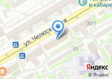 Компания «Евразкар» на карте