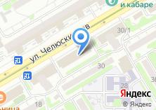 Компания «Интерком-трейдинг» на карте