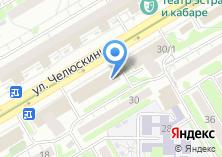 Компания «ЗОЛОТАЯ МИЛЯ» на карте