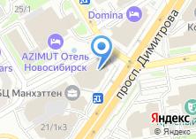 Компания «SIBMARKET54.RU» на карте