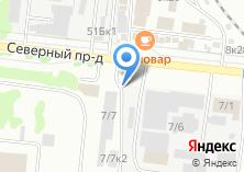 Компания «А-КРАСКА» на карте