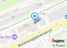 Компания «JET Apartments» на карте