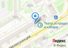 Компания «DAGDA» на карте