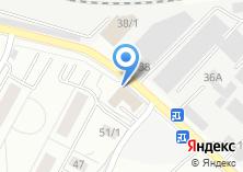 Компания «Горняк» на карте