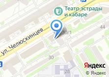 Компания «Ломбард-Золотоff» на карте