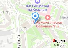 Компания «Сибирь-Inc» на карте