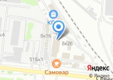 Компания «Сибирский Меридиан» на карте