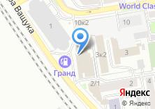 Компания «НСК Дистрибьюшн» на карте