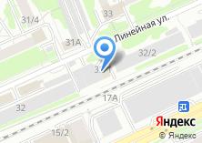 Компания «Компания ка-сервис» на карте