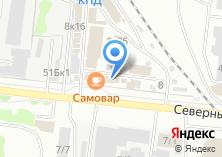 Компания «СТРОЙСНАБ» на карте