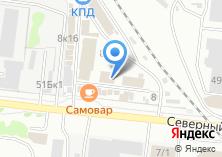 Компания «Банька» на карте