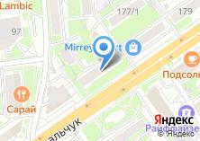 Компания «Икона Сибири» на карте