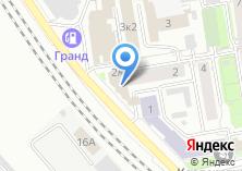 Компания «Гермес-монтаж» на карте