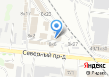 Компания «ТД СИБИРЬ» на карте