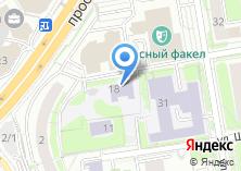 Компания «Детский сад №256» на карте