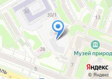 Компания «Строящийся жилой дом по ул. Сибирская» на карте
