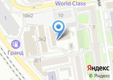 Компания «Областной центр дезинфекции» на карте