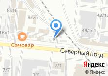 Компания «Пластмаркет НСК» на карте