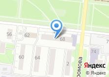 Компания «Библиотека им. К. Паустовского» на карте