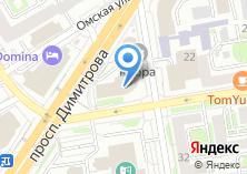 Компания «Театральный Яр» на карте