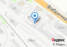 Компания «Газспецсервис» на карте