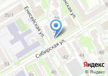 Компания «Апицентр» на карте