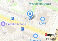 Компания «Maxima» на карте