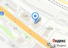 Компания «АЛЬФРЕССКО» на карте