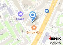 Компания «ЛАЙСА» на карте