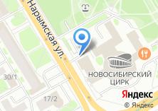 Компания «Автостоянка на ул. Челюскинцев» на карте