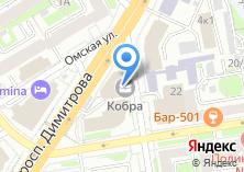 Компания «Церих Кэпитал Менеджмент» на карте