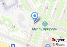 Компания «Городские События» на карте