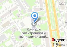 Компания «Новосибирский техникум электроники и вычислительной техники» на карте