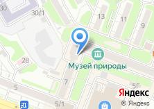 Компания «СиТарт-СТ» на карте